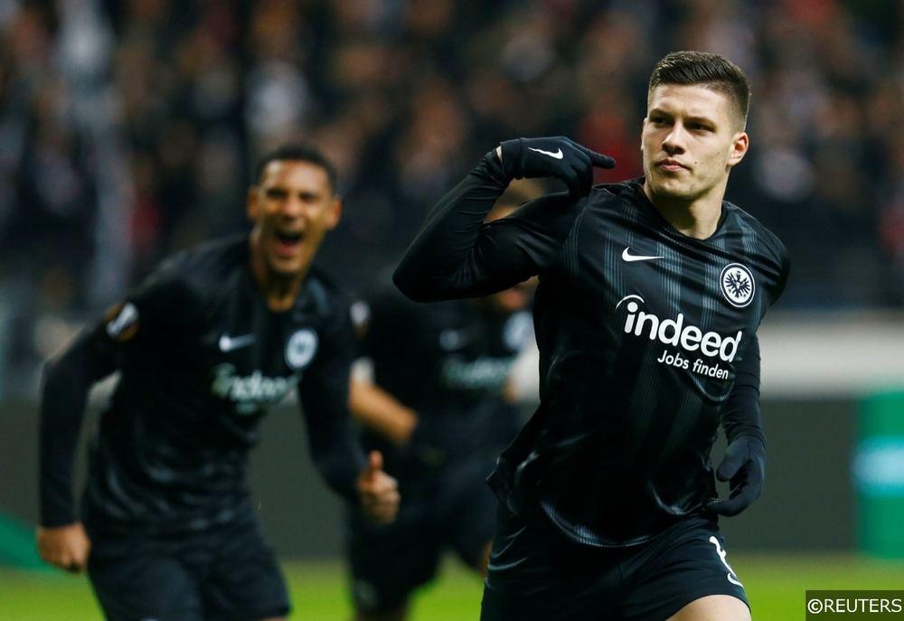 Europa League - Eintracht Frankfurt vs Inter Milan