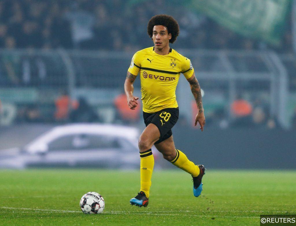 Bundesliga - Nurnberg vs Dortmund
