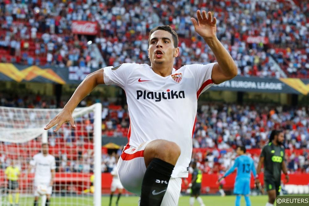 Europa League - Sevilla vs Slavia Praha