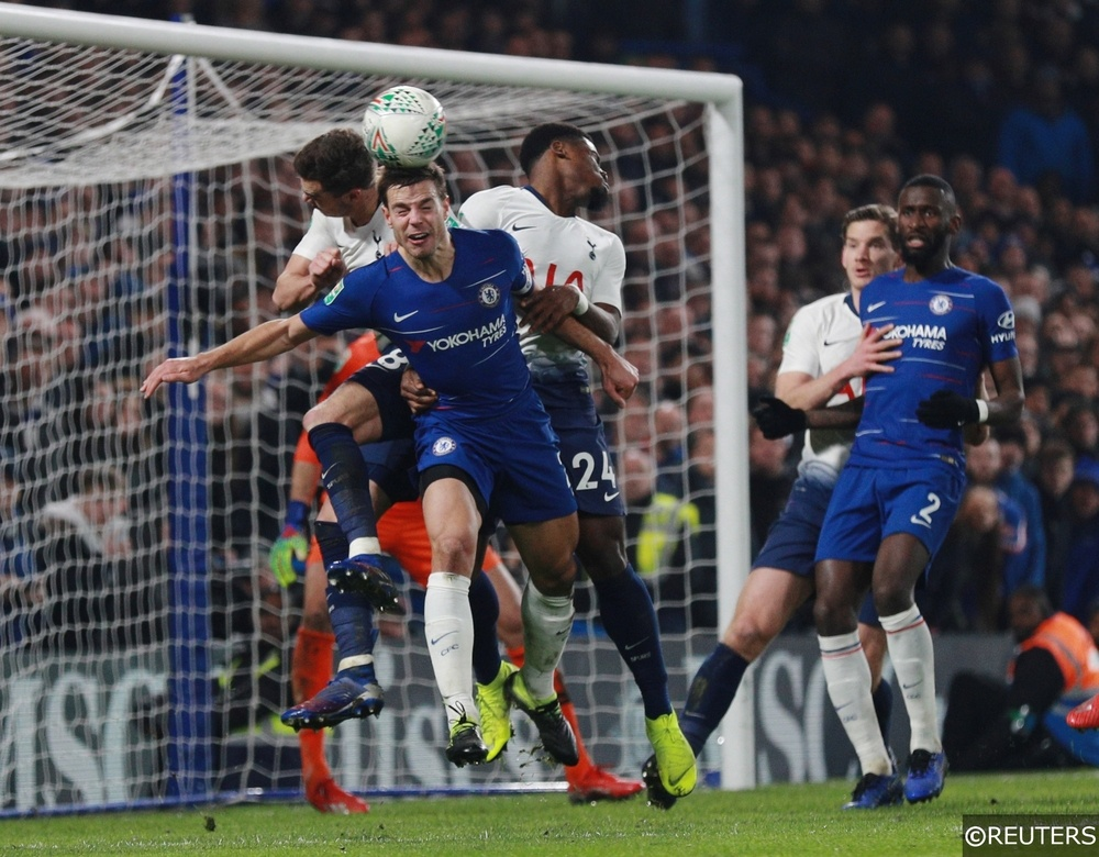 Chelsea vs Tottenham Carabao Cup