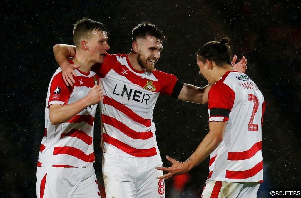 League One - Doncaster vs Accrington