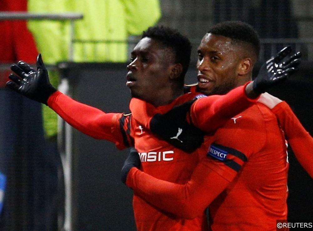 Europa League - Rennes vs Arsenal
