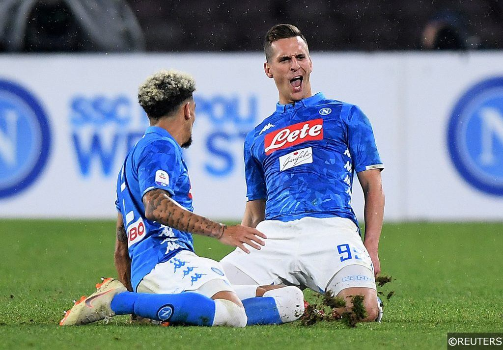 Europa League - Napoli vs Zurich