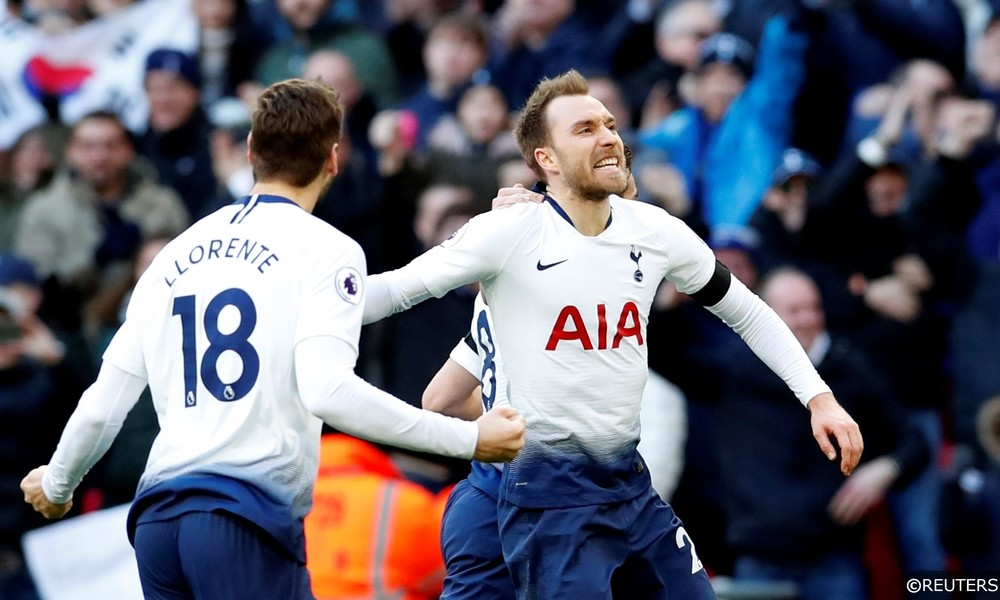 Tottenham Hotspur predictions