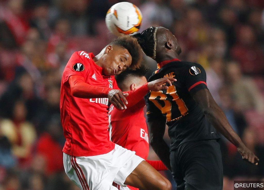 Europa League - Benfica vs Frankfurt
