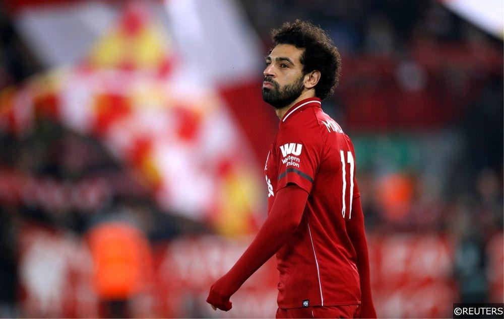 Liverpool Mo Salah deflated