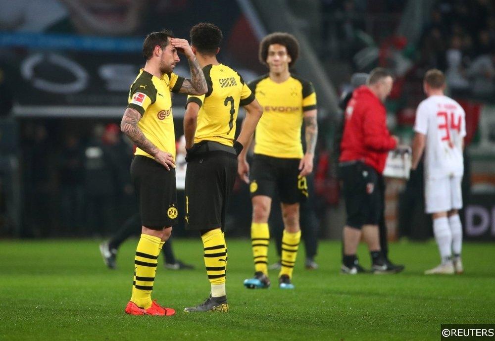 Bundesliga - Dortmund vs Dusseldorf