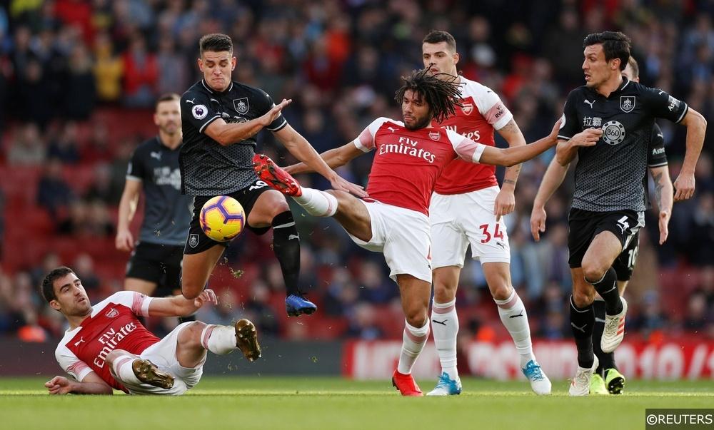 Ashley Westwood Burnley Arsenal