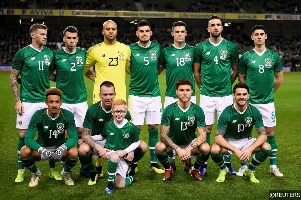 Republic of Ireland team