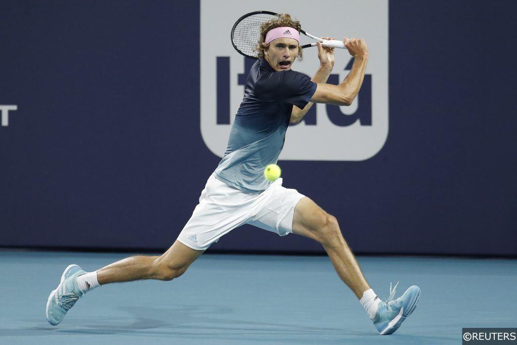 Alexander Zverev - Tennis