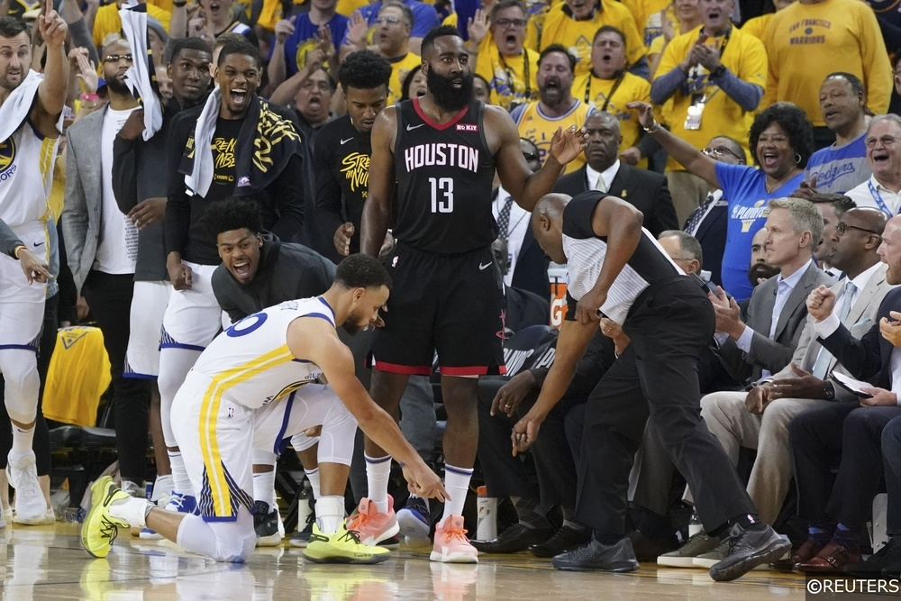 8b9c0aca20d Golden State Warriors vs Houston Rockets Game 2 Picks