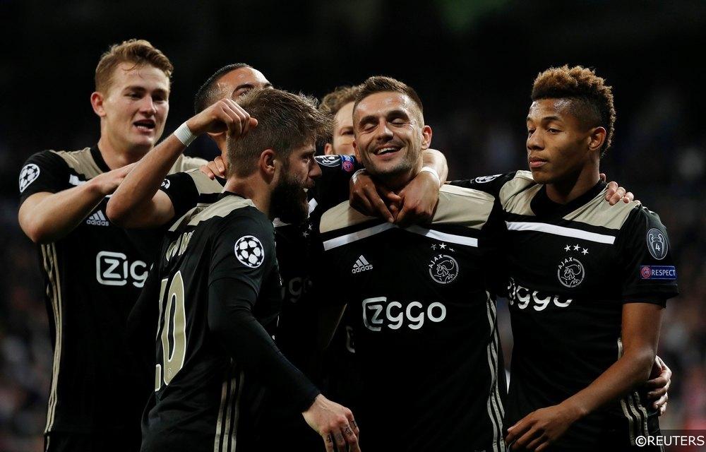 Tadic de Ligt Ajax Neres