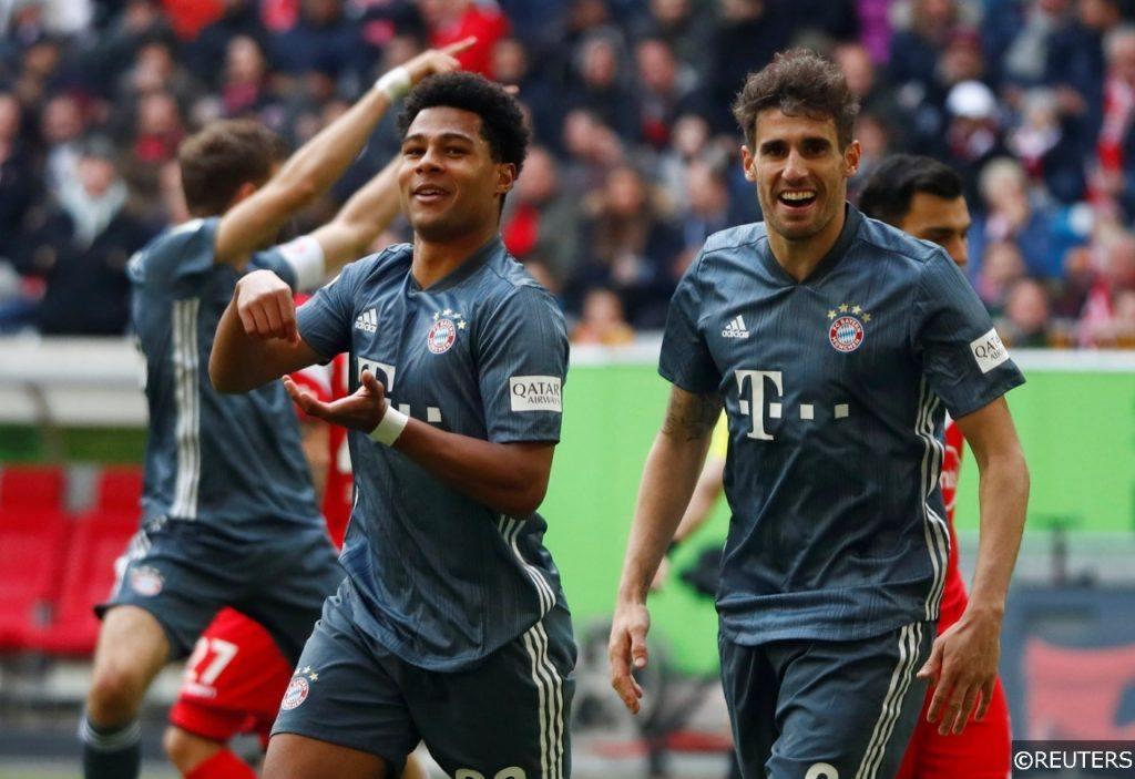 Bundesliga - Nurnberg vs Bayern