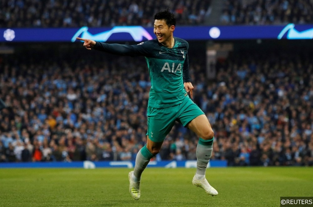 Tottenham Hostpur Son Heung Min