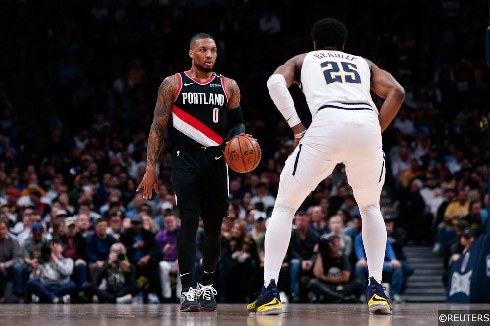 NBA Playoffs Nuggets vs. Blazers Game 3 score: Portland