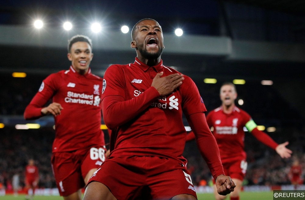 Liverpool v Barcelona