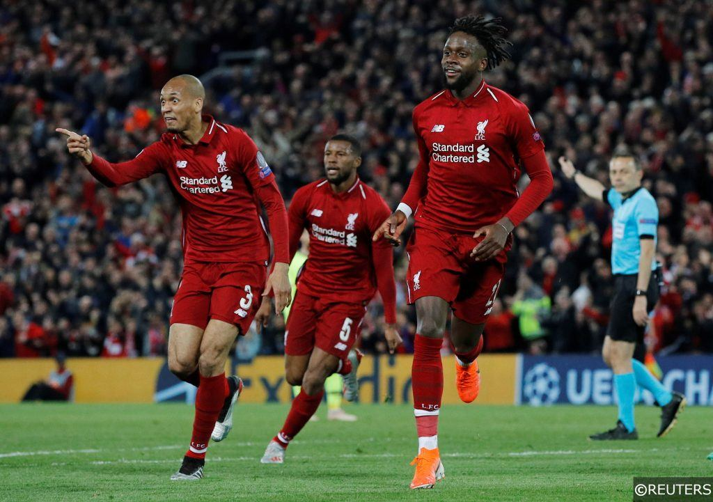 Tottenham v Liverpool Betting Tips