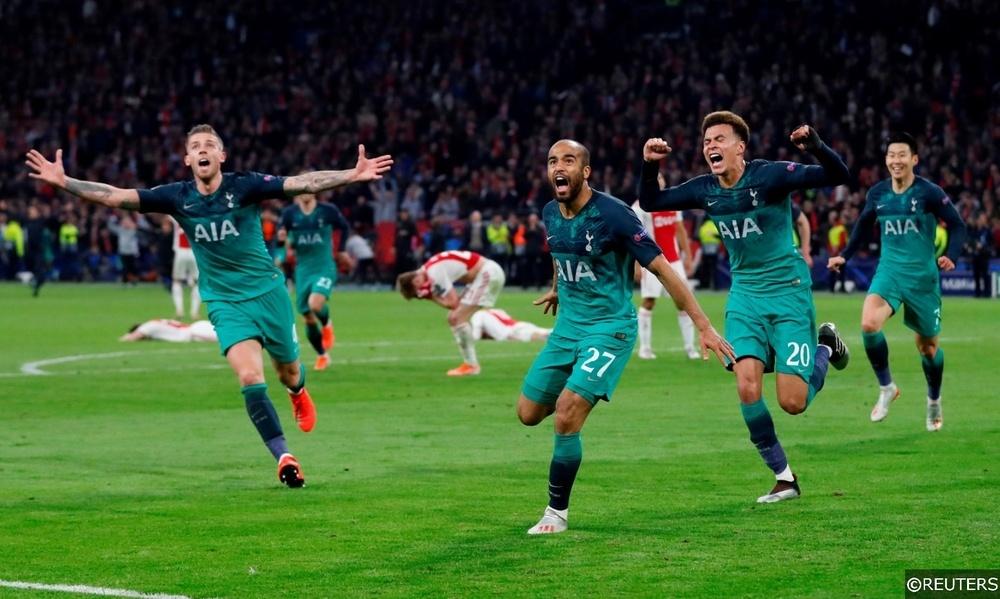 Ajax v Spurs Champions League