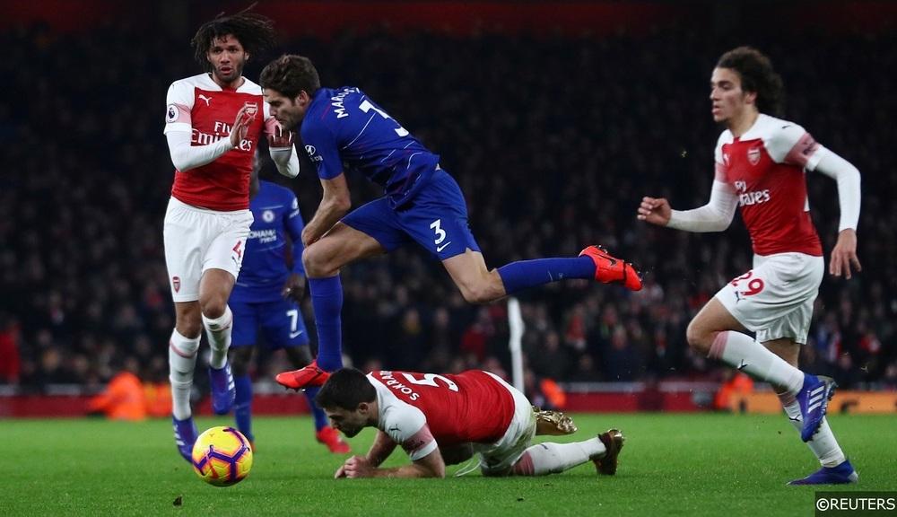 Chelsea vs Arsenal Premier League