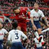 Liverpool Tottenham Premier League