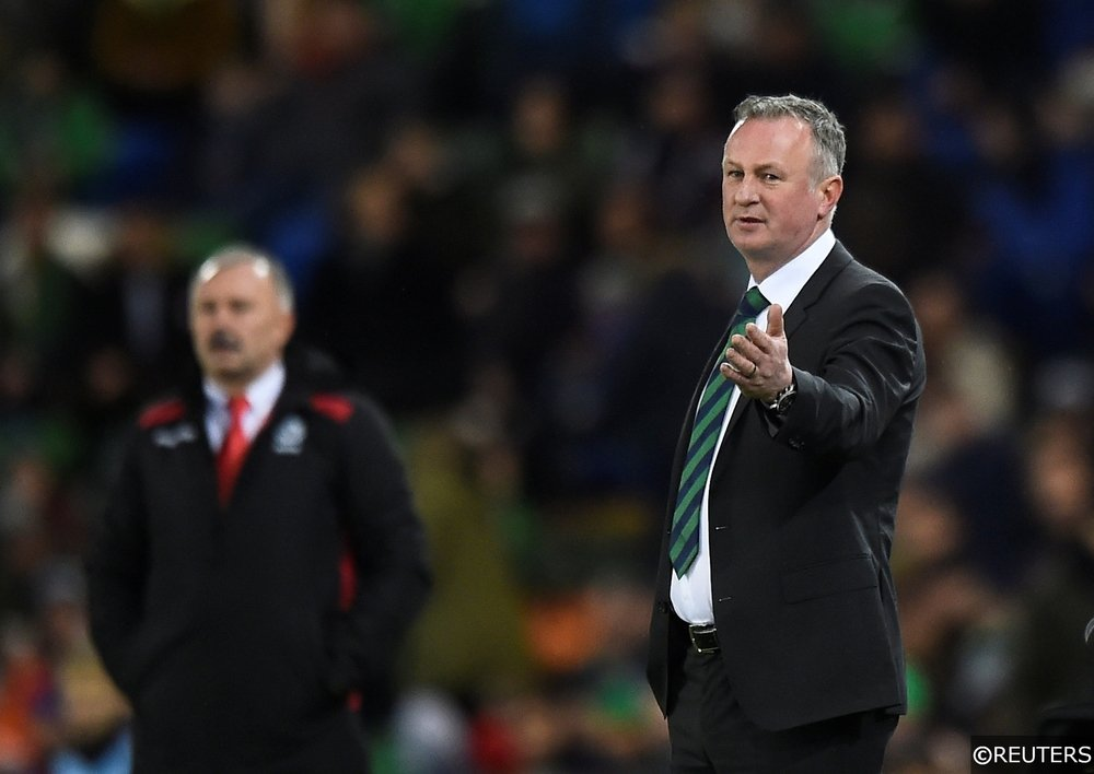 Michael O'Neill Northern Ireland to West Brom