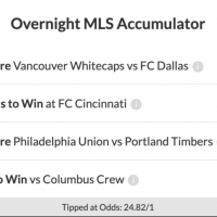 MLS Predictions, Betting Tips, Best Bets & Free Picks