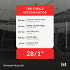 The Finals 28/1 Accumulator