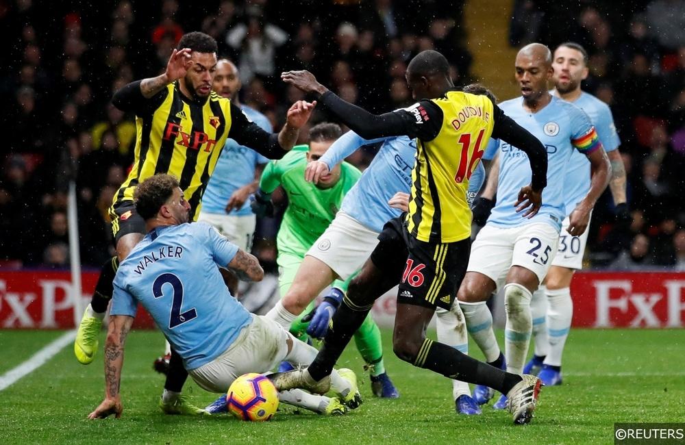 Watford vs Man City