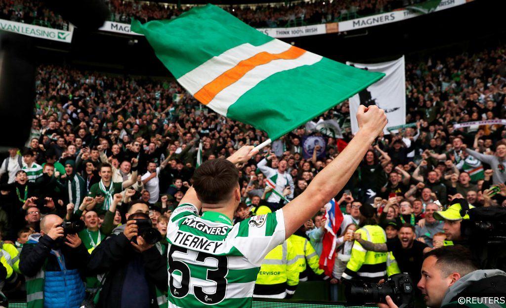 Kieran Tierney for Celtic