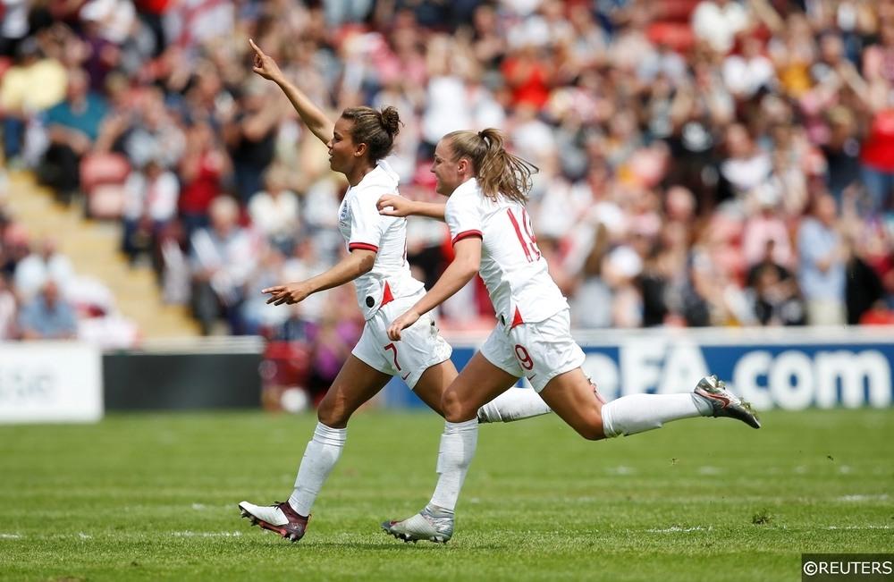 Women's World Cup - England Women vs Scotland Women
