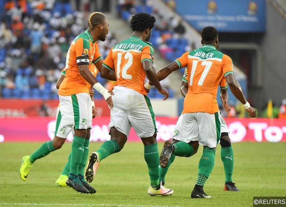 Wilfried Bony Ivory Coast