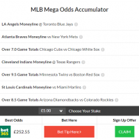 MLB betting tips and predictions
