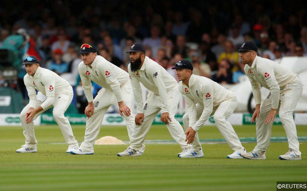 England Test cricket Team