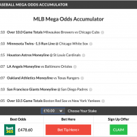 Today's Free MLB Picks, Predictions and Betting Tips | Baseball