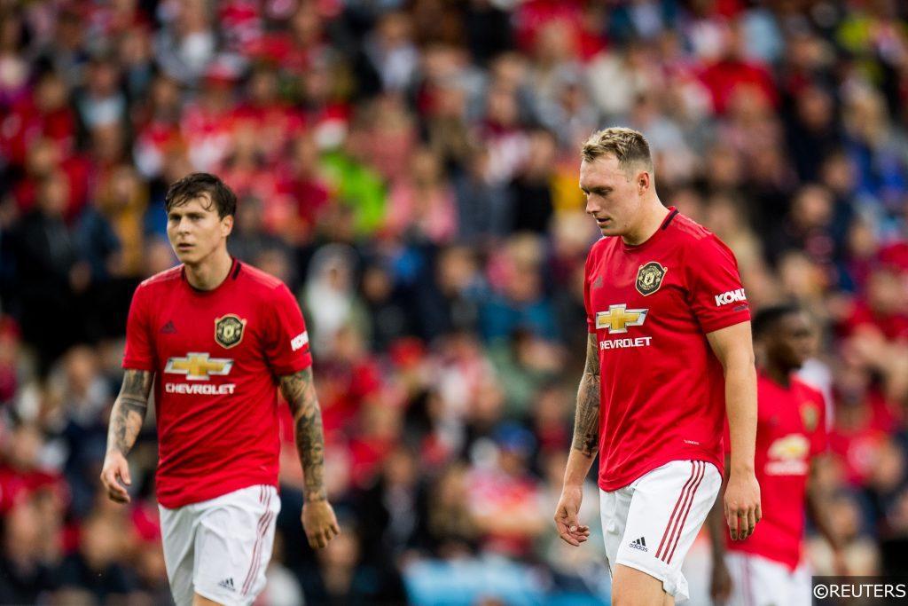 Manchester United Lindelof and Jones