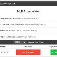 Today's Free MLB Picks, Predictions and Betting Tips | Baseball