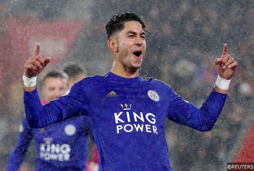 Leicester City's Ayoze Perez (26)