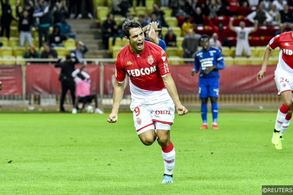 Wissam Ben-Yedder Monaco