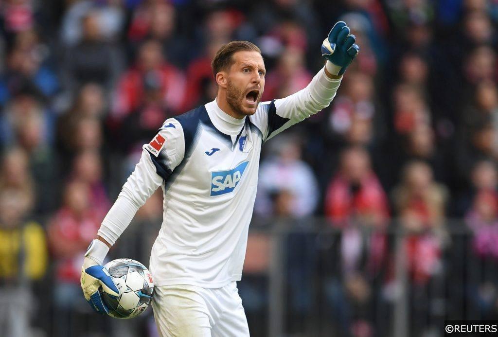 Oliver Baumann Hoffenheim Goalkeeper