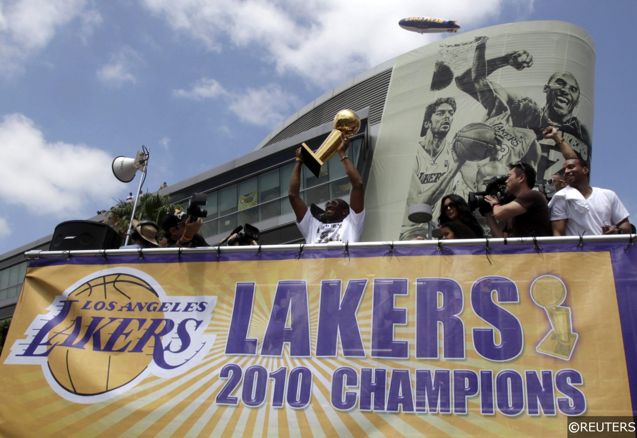 Kobe Bryant, 2010 NBA Champion.