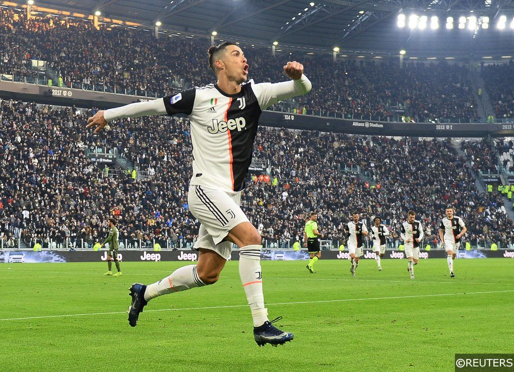 Christiano Ronaldo at Juventus