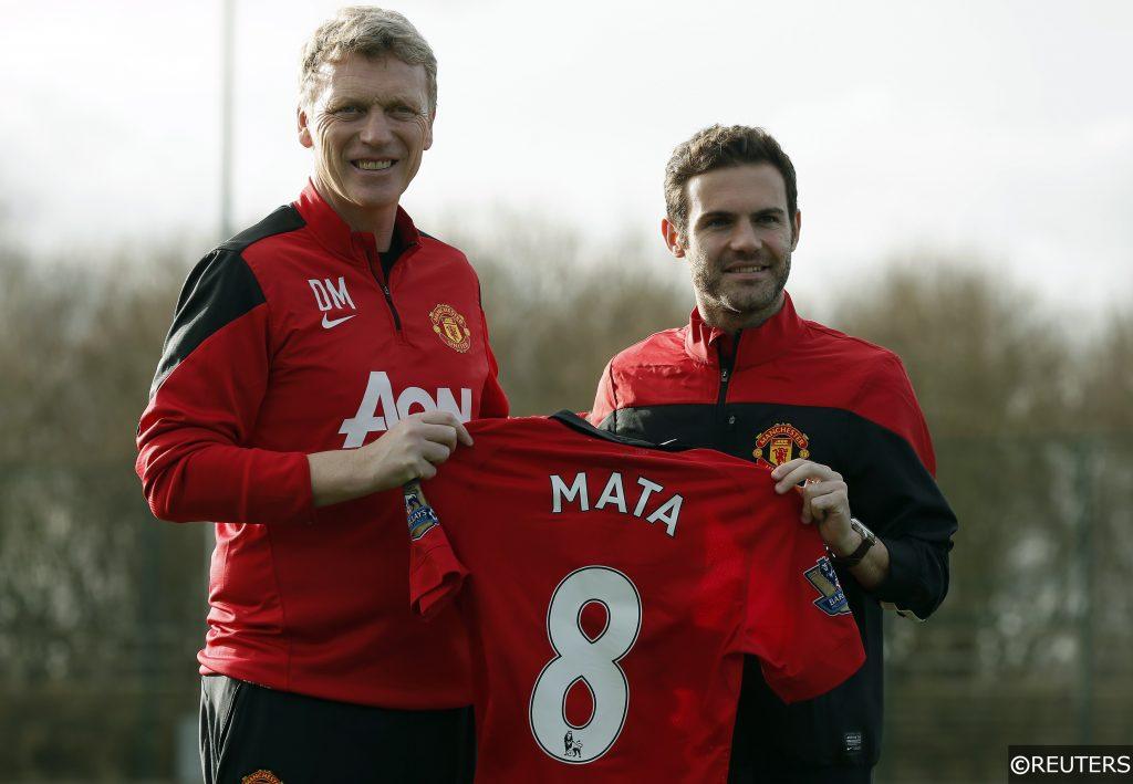 Juan Mata January Transfer
