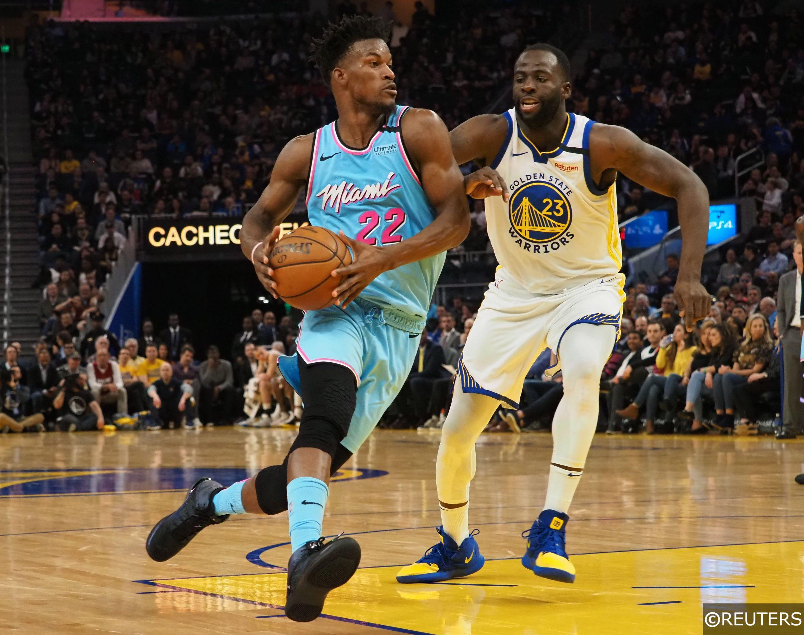 NBA 2020 Miami Heat vs Golden State
