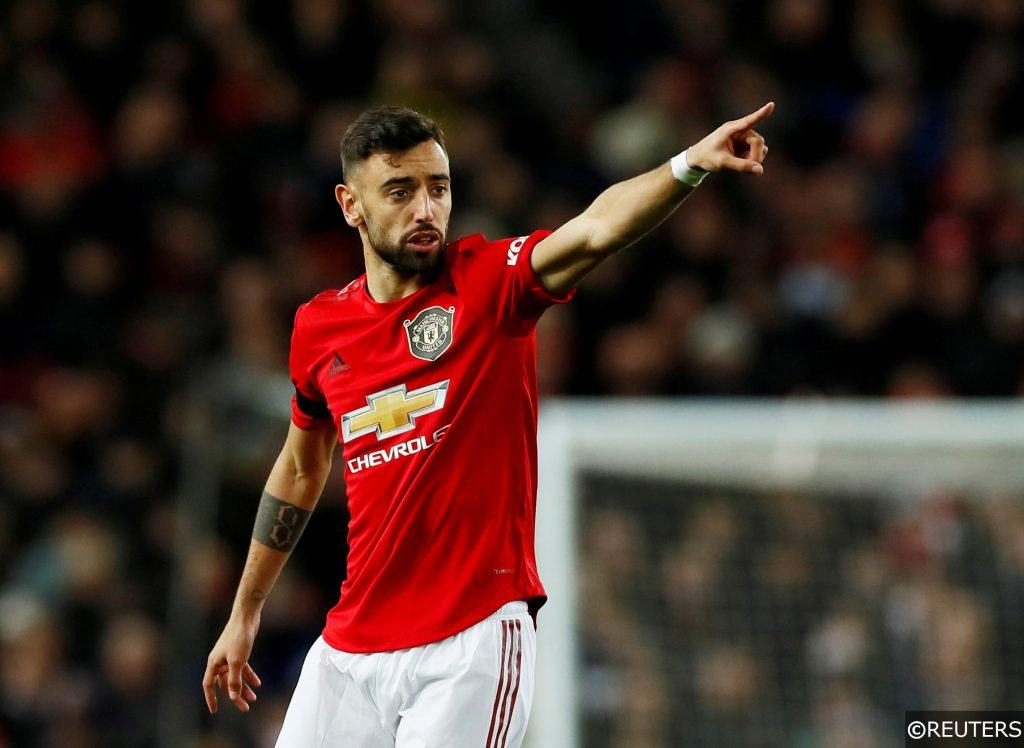 Man United Bruno Fernandes
