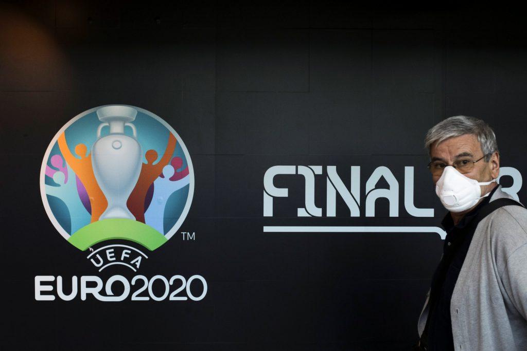 Euro 2020 postponed