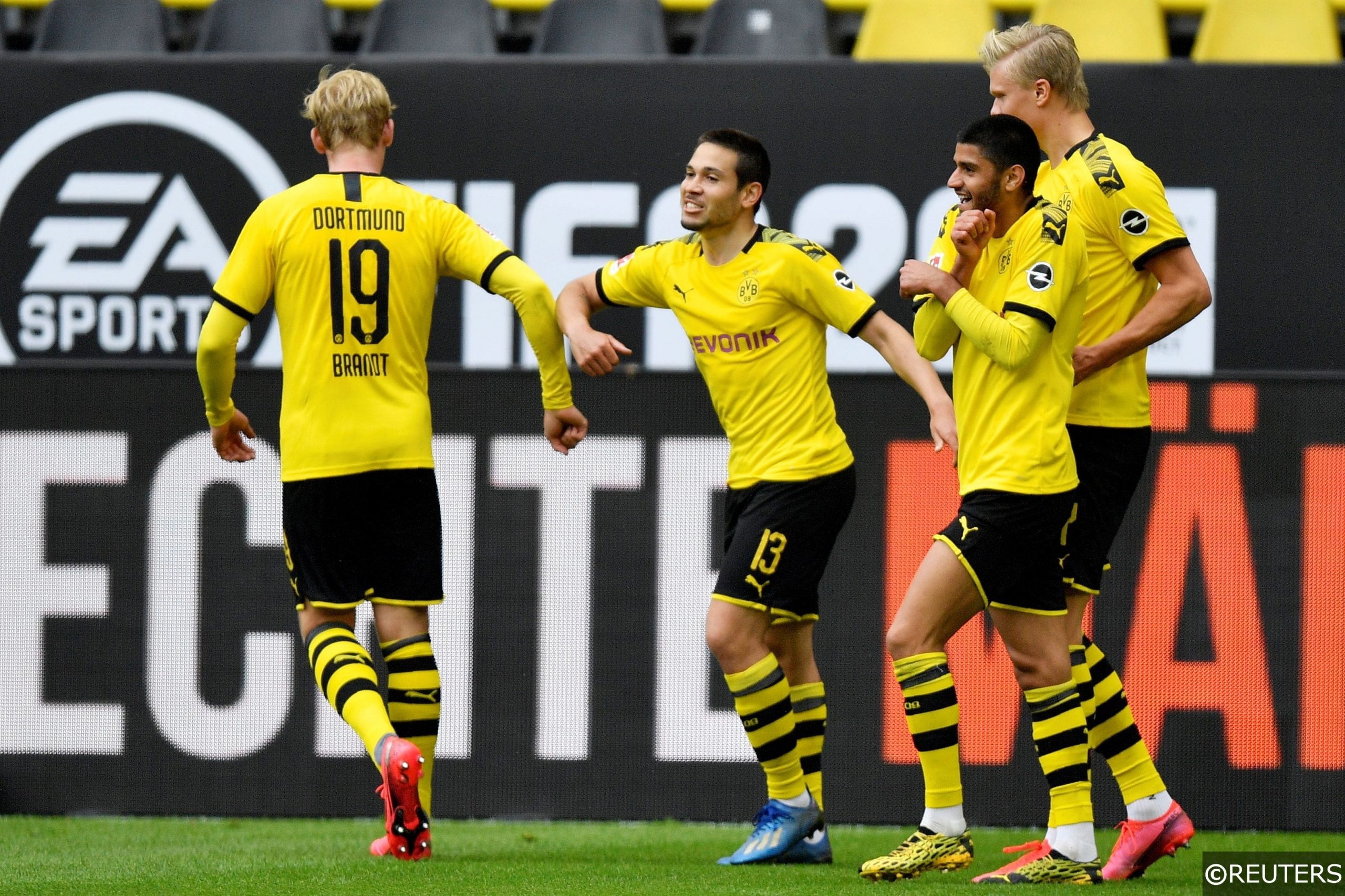 Borussia Dortmund players-min