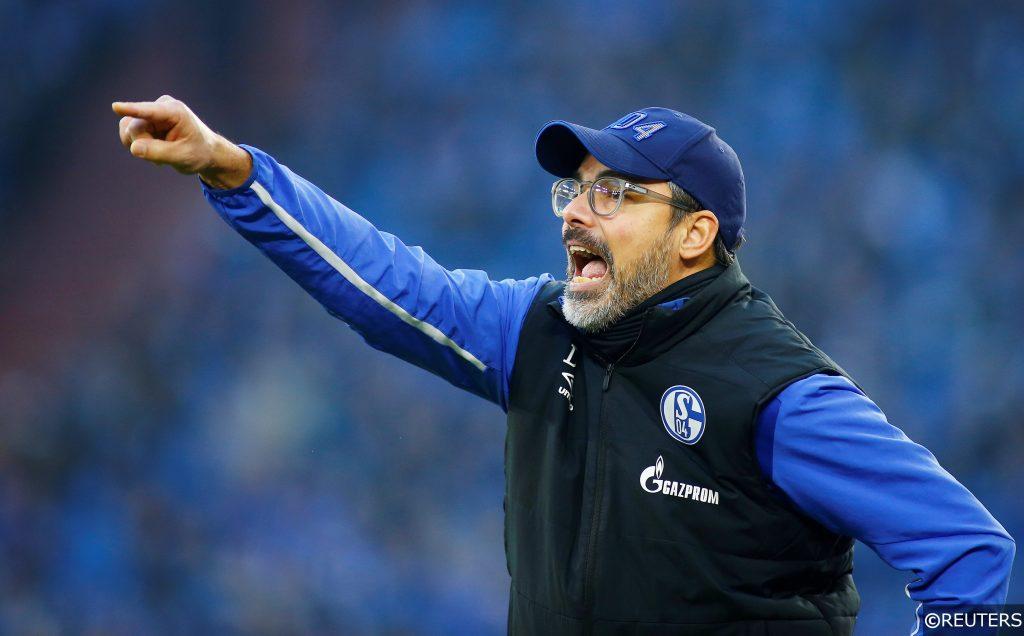 Schalke 04 David Wagner