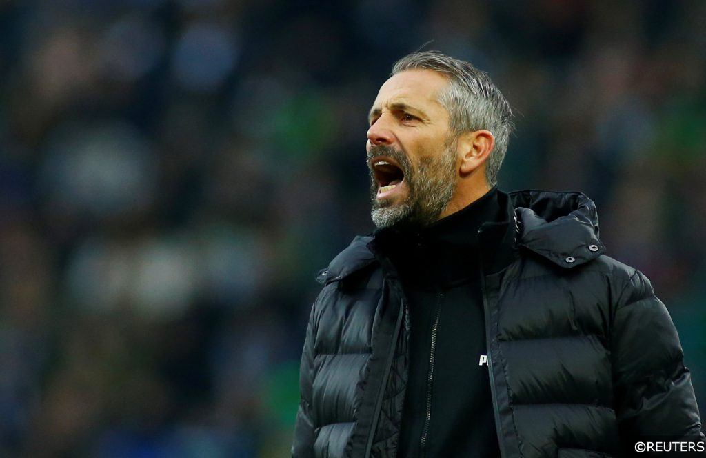 Marco Rose Gladbach manager