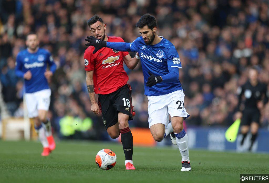 Everton vs Man Utd