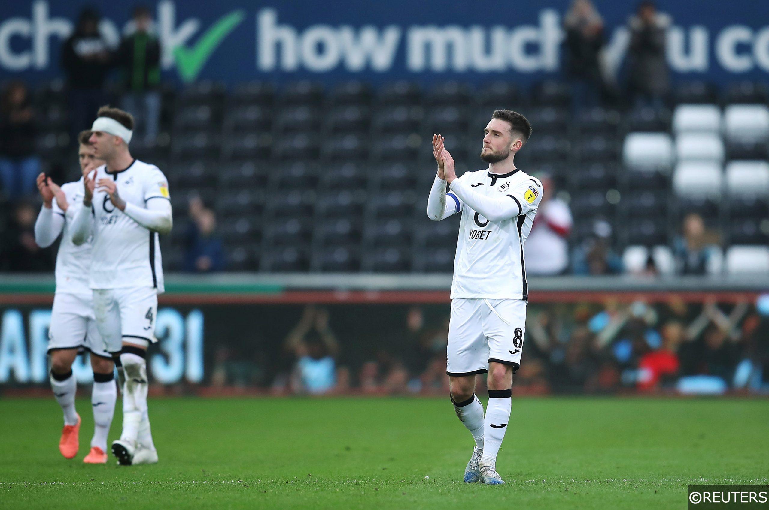 Swansea City post-game